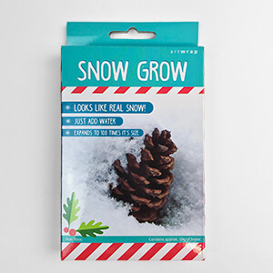 artwrap Snow Grow