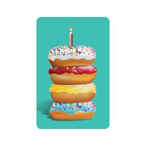 AG Donut Cake