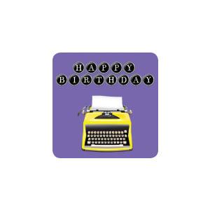 AG Typewriter