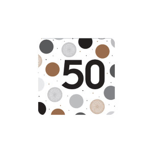 BLUESKY Birthday Dots 50