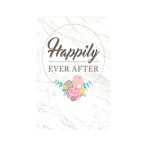 BLUESKY TALL Birthday Happily Ever After