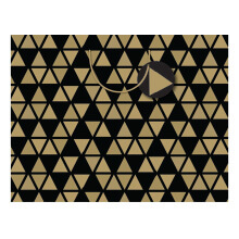 GIFT WRAPPING PAPER BOUTIQUE MED Formal Triangles