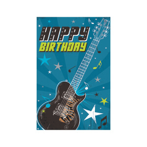 JORDAN Male Happy Bday Guitar