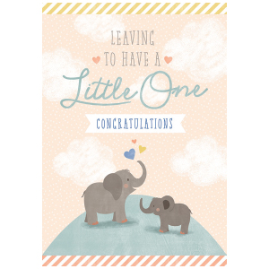 LTL Leaving to have a little one