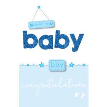 PREMIUM BABY BOY Congratulations