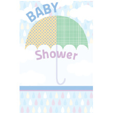 PREMIUM BABY SHOWER Umbrella