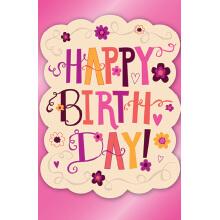 PREMIUM BIRTHDAY Female Happy Birthday