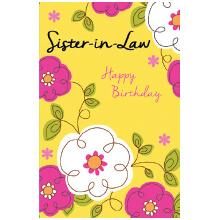 PREMIUM BIRTHDAY Female Sister in law
