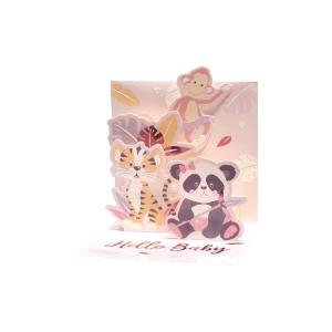 Paper Pop Baby Girl