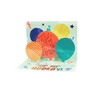 Paper Pop General Birthday Balloons