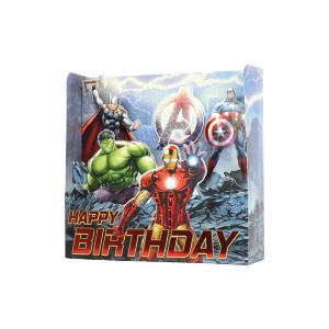 Paper Pop Juvenile Boy Avengers