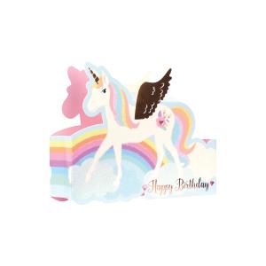 Paper Pop Juvenile Girl Unicorn