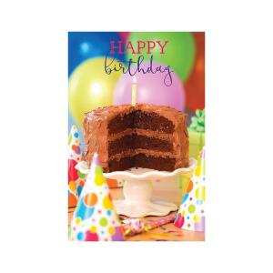 SNAPSHOTZ Birthday Cake