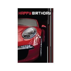SNAPSHOTZ Birthday Porshe