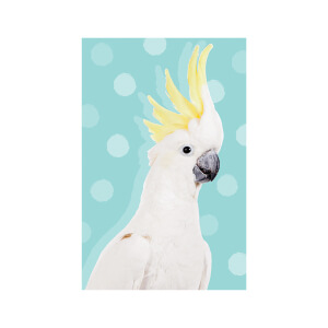 SNAPSHOTZ Cockatoo