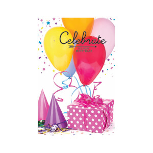 SNAPSHOTZ Party Balloons and Gift