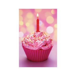 SNAPSHOTZ Pink Cupcake