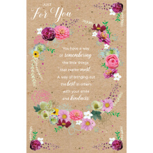 WHOLEHEARTEDLY For you floral and craft
