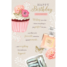 WHOLEHEARTEDLY Happy Birthday Cupcakes perfume