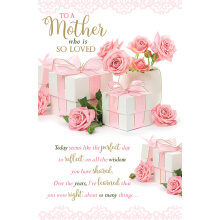 WHOLEHEARTEDLY MOTHER A Mother who is loved presents