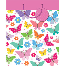 ARTWRAP GIFT BAG A BUTTERFLIES BAG-01