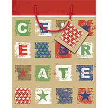 ARTWRAP GIFT BAG -Z Celebrate