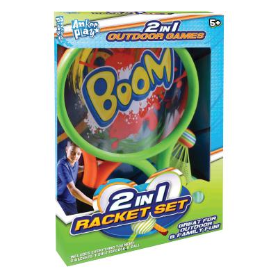 Anker Play BOOM BOOM RACKET SET
