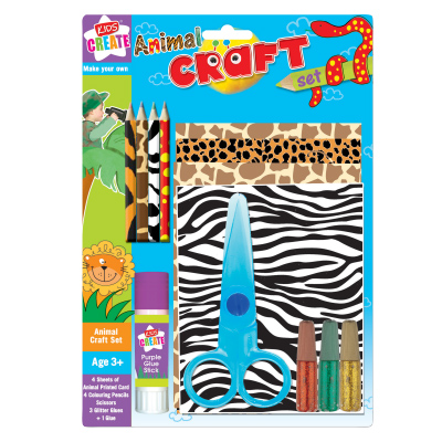 Kids Create Animal Craft Set