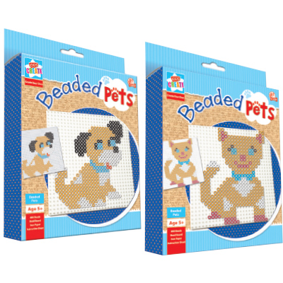 Kids Create Beaded Pets