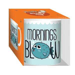 MUG MORNINGS BLOW