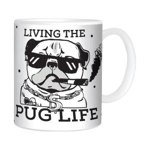 MUG PUG LIFE