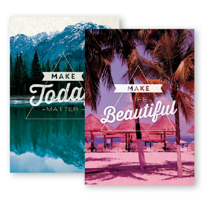 Paper Craft A4 NOTEBOOK PHOTOGRAPHIC