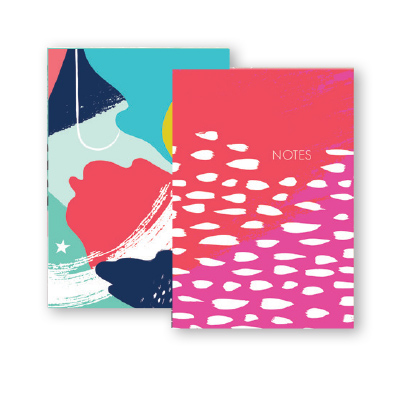 Paper Craft A5 NOTEBOOK BOLD