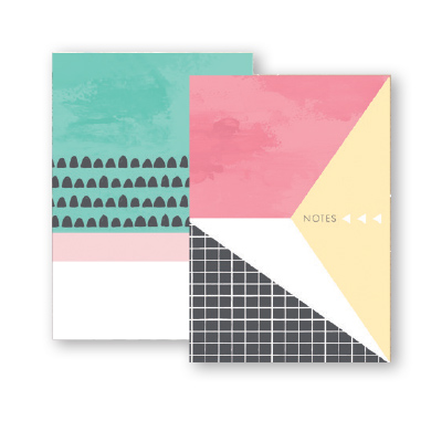 Paper Craft A5 NOTEBOOK MODERN