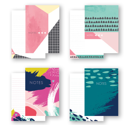 Paper Craft NOTEPADS