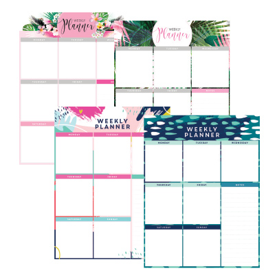 Paper Craft WEEKLY PLANNER