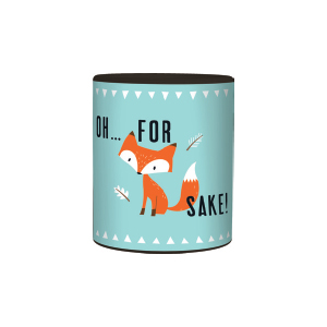 STUBBY HOLDER FOX