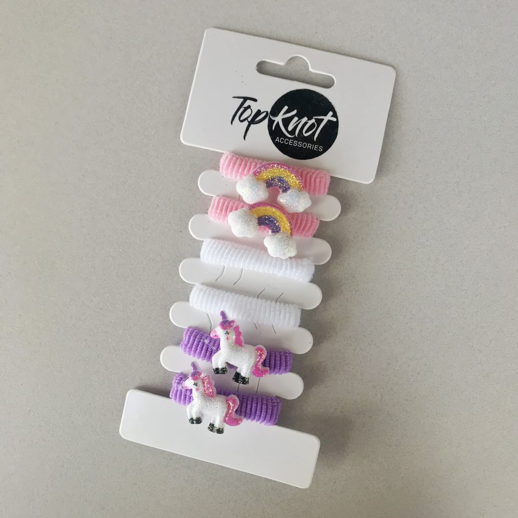 Top Knot Hairtie Pack