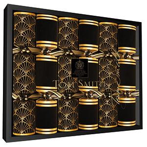 XAHTS2903 Gold & Cream Deluxe Crackers copy