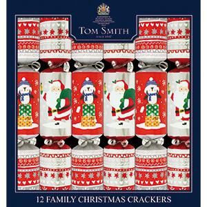 XAHTS1402 Fun Family Crackers