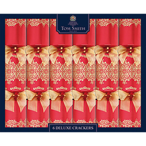 XAHTS2902 Red Deluxe Crackers
