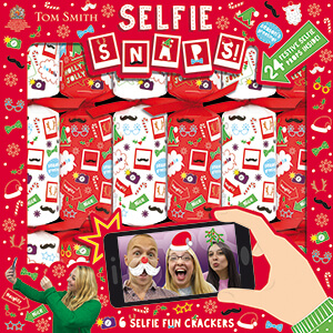 XAHTS4502 Selfie Snaps Novelty Crackers
