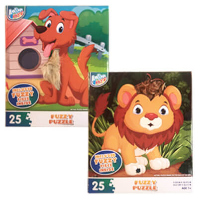 Anker Art Fuzzy Puzzle