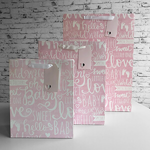 GIFT MAKER Baby Girl Med Large Jumbo