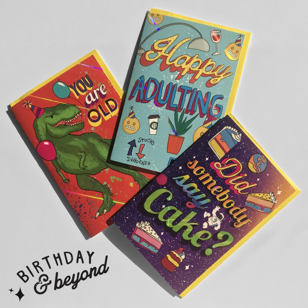 World Greetings Birthday & Beyond Rectangular