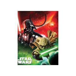 E1952 Star Wars Vader and Yoda Large Bag