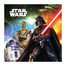 E2878 Star Wars Napkins