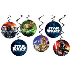 E2881 Star Wars Hanging Decorations