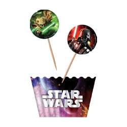 E2888 Star Wars Cupcake Kit