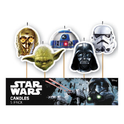 E2891 Star Wars Party Cards